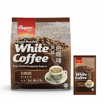 SUPER Charcoal Roasted White Coffee Classic - $21.77