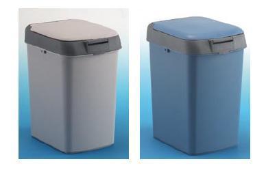 Double Waste Bin