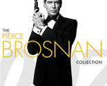 Used 007 James Bond The Pierce Brosnan Collection Blu-ray 4-Films Goldeneye+More