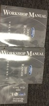 2009 FORD RANGER TRUCK Service Shop Repair Workshop Manual Set W TOWING ... - $94.58