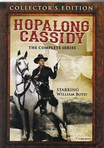 Hopalong Cassidy: The Complete Television Series DVD Set New Classic TV Western