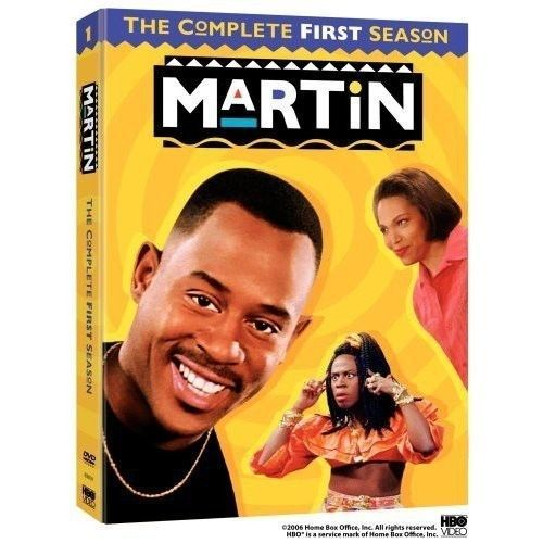 Martin: The Complete First Season 1 (DVD Set) TV Comedy Series New