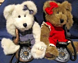 "Boyds Bears ""Alexandra & Bell"" QVC EXCLUSIVE SET- #99873V- LE- NWT - $149.99"