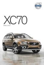 2015.5 Volvo XC70 sales brochure catalog folder US T5 T6 AWD - $8.00