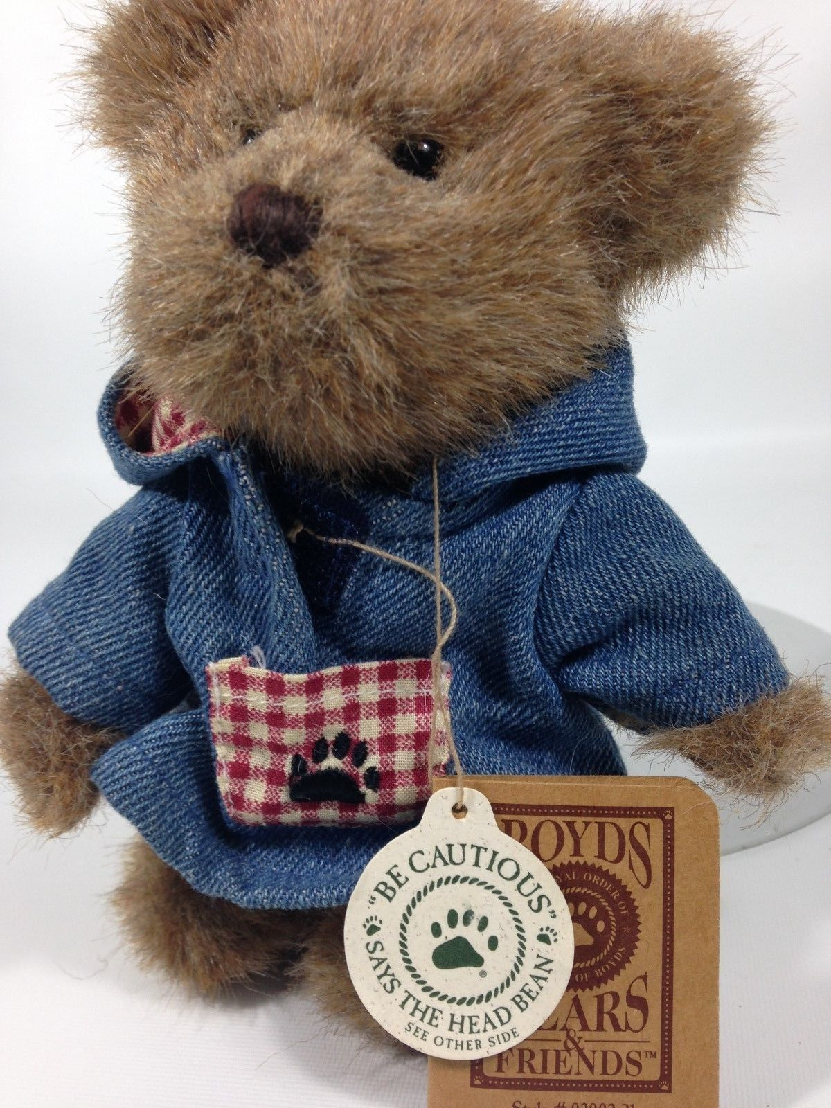 Boyds bears morgan b berriweather plush fob and similar items 2 publicscrutiny Choice Image