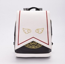 Cardcaptor Sakura Kinomoto Clamp Cute Girly School Bag Backpack - $56.99