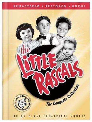 Little Rascals: The Complete Collection (DVD, 2008, 8-Disc Set) TV Series New