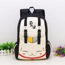 Natsume Yuujinchou Cat Kawaii School Laptop Bag Backpack - $49.99