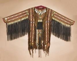 Authentic Native American Indian Deer Skin Doub... - $2,389.00