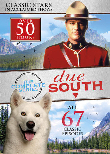 Due South: The Complete Series (DVD Set) TV Show New