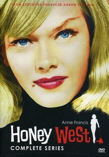 Honey West: The Complete Series (DVD Set New) Classic TV Show