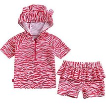 Cute Baby Girls Special Beach Suit Lovely Swimsuit 1-2 Years Old(80-90cm)