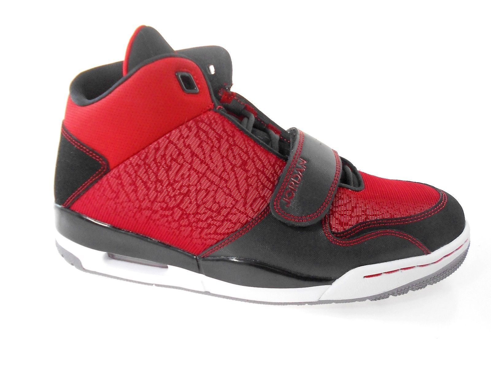 buy popular 118b5 9abcb Nike Jordan Fltclb 90'S Men's RED/BLACK/GREY and 50 similar items
