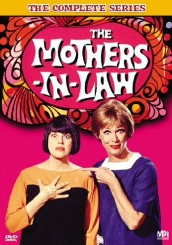 Mothers-in-Law: The Complete Series (DVD Set) TV Show New