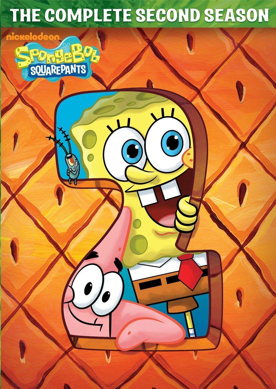 SpongeBob SquarePants Complete Second Season 2 (DVD Set) New TV Children Series