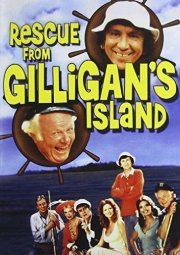 Rescue From Gilligan's Island (DVD) New Classic TV Series