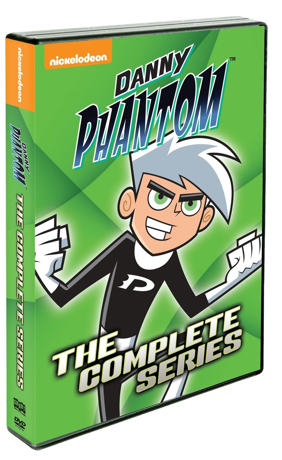 Danny Phantom: The Complete Series (DVD Set) New TV Cartoon Show