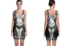 Venom Heavy Metal Rock BODYCON DRESS - $20.99+