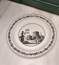 Antique French Creamware Transfer Printed Plate Stone, Coquerel & Le Gros, Paris - $250.00
