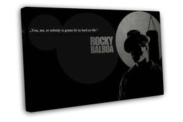 Rocky Balboa Inspirational Quotes Movie Sylvest... - $39.95