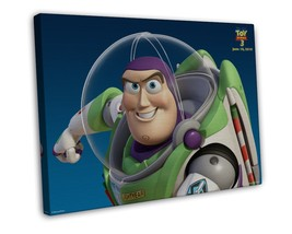 Toy Story 3 Movie Wall Decor 20x16 FRAMED CANVAS Print - $39.95