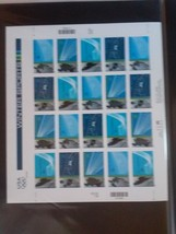 New Postal Sheet of Stamps Winter Sports United States MNH 3552 - $15.00