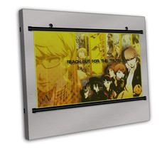 Shin Megami Tensei: Persona 4 Wall Decor 20x16 FRAMED CANVAS Print - $29.96