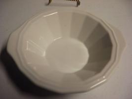 Homer Laughlin K-82 White Handled Bowls Set Of 2 (J) - $12.62