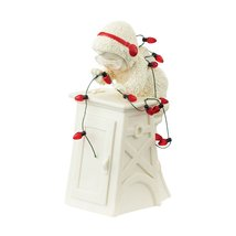 Snowbabies Department 56 Classics Light Tester Figurine, 5.28""