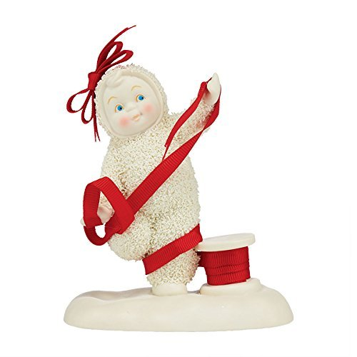 Snowbabies Department 56 Classics Momentarily Tied up Figurine 4.33 In