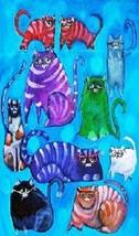 Cat Magnet #83 - $6.99