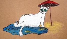 Cat Magnet #68 - $6.99