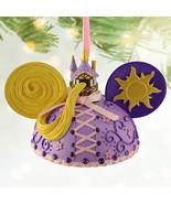Disney Parks Store Rapunzel Ear Hat Ornament - Tangled - Disney Princess... - $32.66