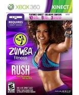 Zumba Fitness Rush - Xbox 360 [Xbox 360] - $8.24