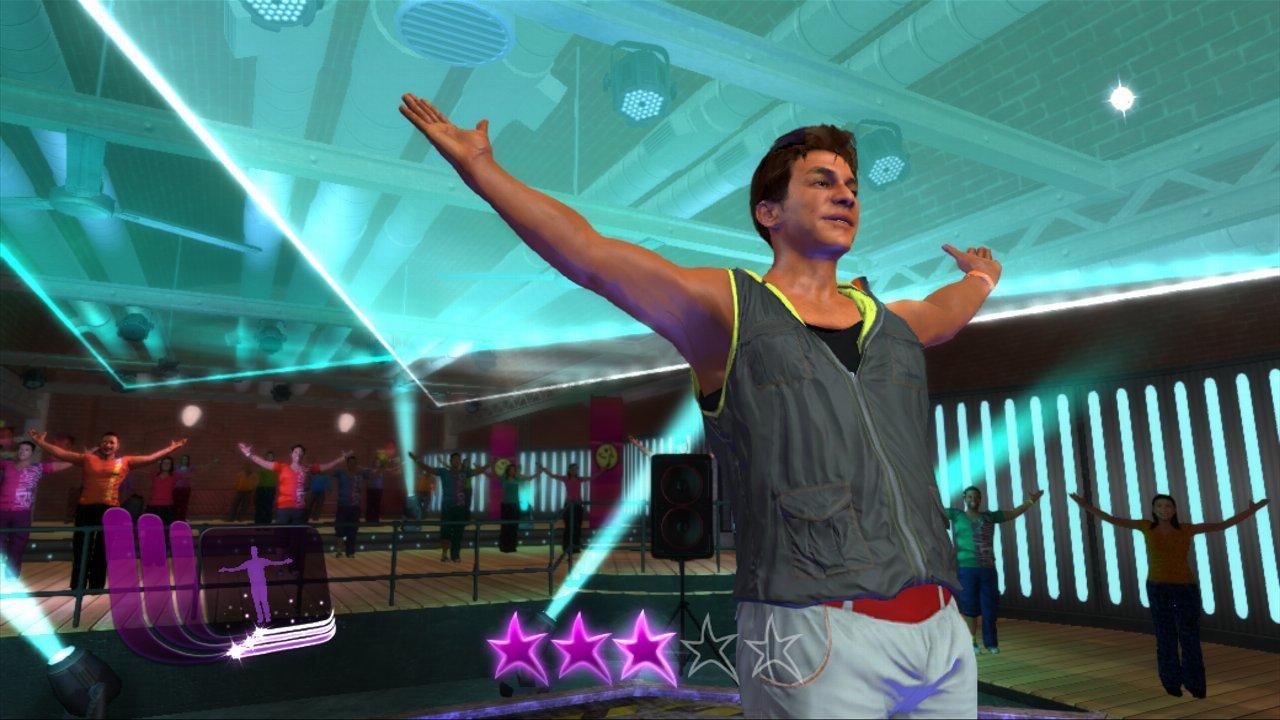 Zumba Fitness Rush - Xbox 360 [Xbox 360]