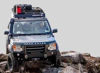 Land Rover Lr3 Off Road Kit Lift Kit Steel Bumper