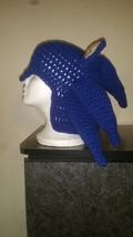 Sonic Hedgehog Inspired Handmade Crochet Kids Hat - $30.00