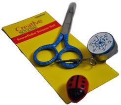 Snowflake Scissor Set - $63.95
