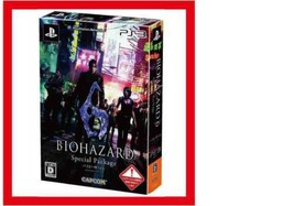 Capcom Resident Evil 6 Special Package Game For Sony PlayStation 3 New F97 - $579.98