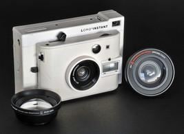 LOMO ' Instant Camera , Fish Eye & Portait Telephoto Lenses MiNTY ! - $85.00