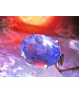 Haunted ring ANCIENT GODDESS ETERNAL LOVE BEAUTY DJINN Genie 925 GARNET ... - $200.00