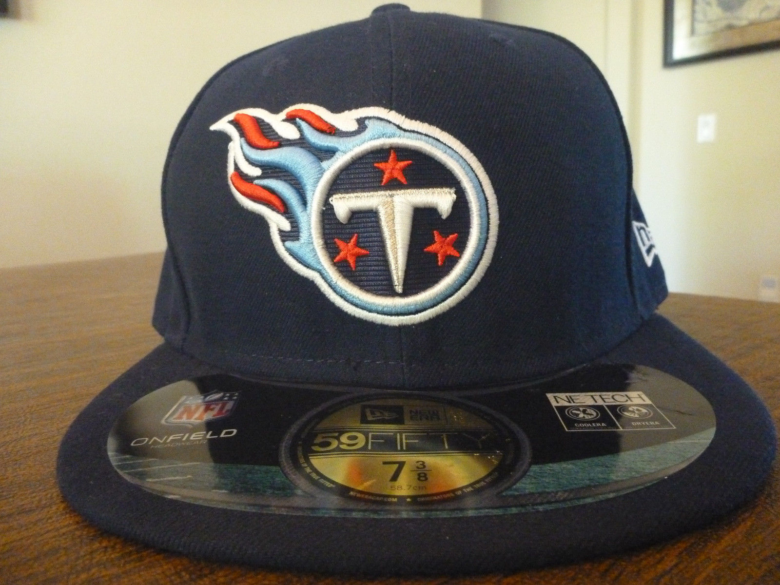894c455c7 Tennessee Titans New Era 59FIFTY Nfl On and 50 similar items
