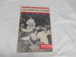 Old Vtg 1972/1981 Boy Scouts Of America Communications Pamphlet Book Publication - $19.79