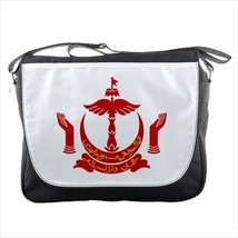 Emblem of Brunei Messenger Bag - Tabard Surcoat - $36.27