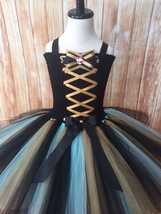Cleo De Nile Monster High Tutu Dress, Cleo De Nile Costume, Monster High Tutu - $40.00+