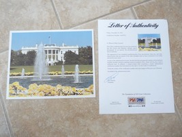 Bill Clinton & Madeleine Albright Signed Autographed 8x10 Photo PSA Cert... - $499.99