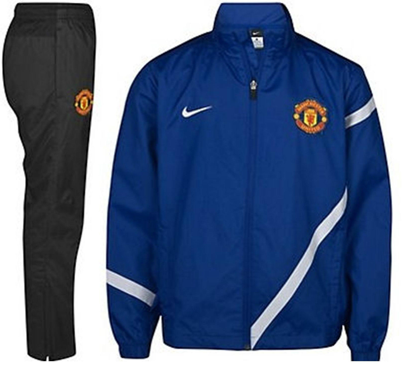 7cd4fce6d78 Nike Manchester United Youth Sideline Woven and 50 similar items
