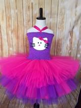 Hello Kitty Tutu Dress, Hello Kitty Costume, Hello Kitty Tutu - $40.00+