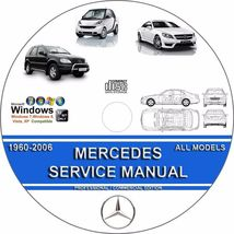 Mercedes C-CLASS C180 C200 C220 C230 C240 C320 C280 Service Repair Manual Dvd - $10.00