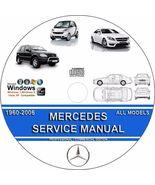 MERCEDES C-CLASS C180 C200 C220 C230 C240 C320 C280 SERVICE REPAIR MANUA... - $10.00